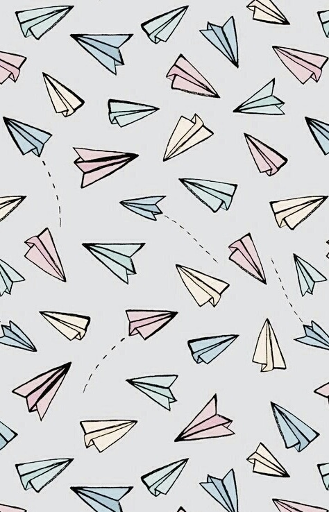 aviones de papel image 4051186 by sarahswlon on