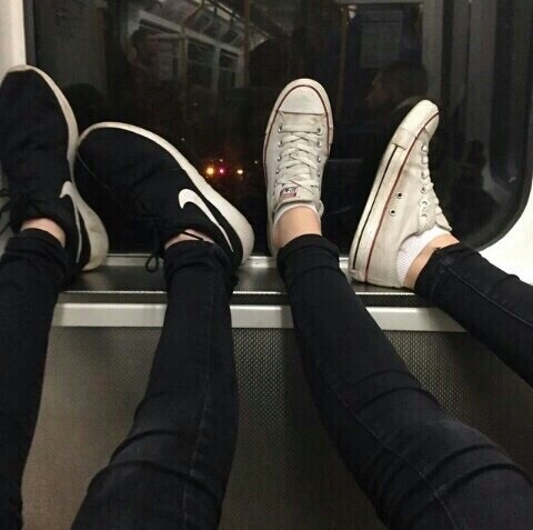 Tumblr shoes converse couple