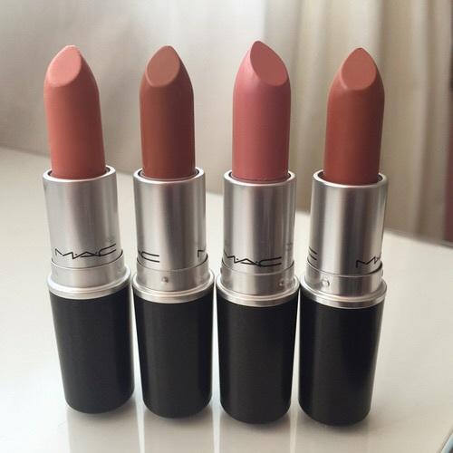 lips, lipstick, mac makeup and makeup