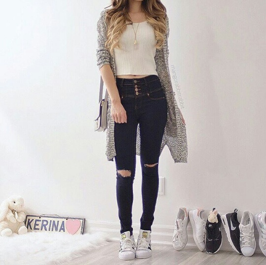 Fashion Outfits Adidas Girl Beautiful Image 4125146 By Sharleen On