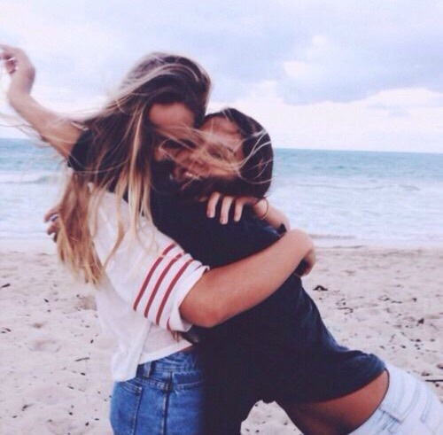 tumblr, goals, bestfriends, summer, hairgoals - image ...