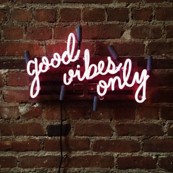 Good Vibes Only Image  By Lucialin On Favim Com
