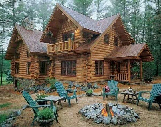 Lake Tahoe Cabin Image 4345731 By Lucialin On