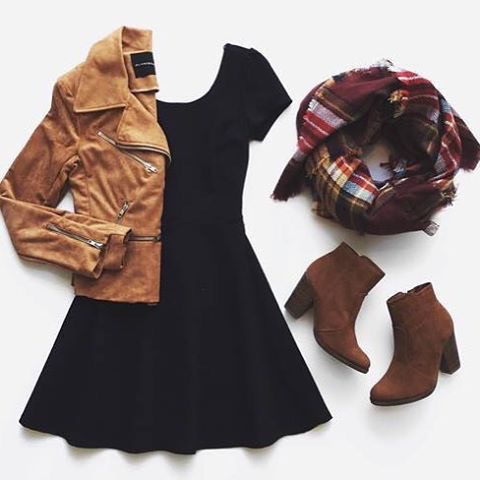 black, brown, dress, jacket, leather