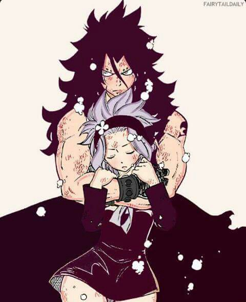 fairy tail gajeel related - photo #12