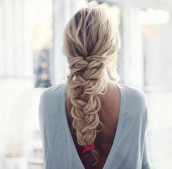 Hairstyle Goals : braid, hair, hairstyle, amazing hairstyle, hair goals - image #4696356 ...