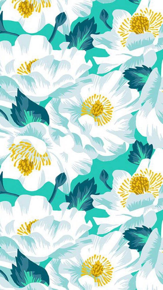 pretty floral pattern backgrounds