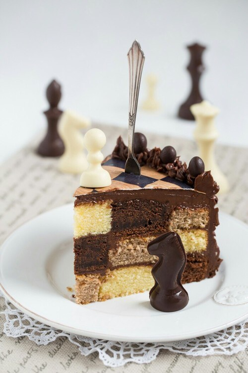 Multi Chocolate Cake