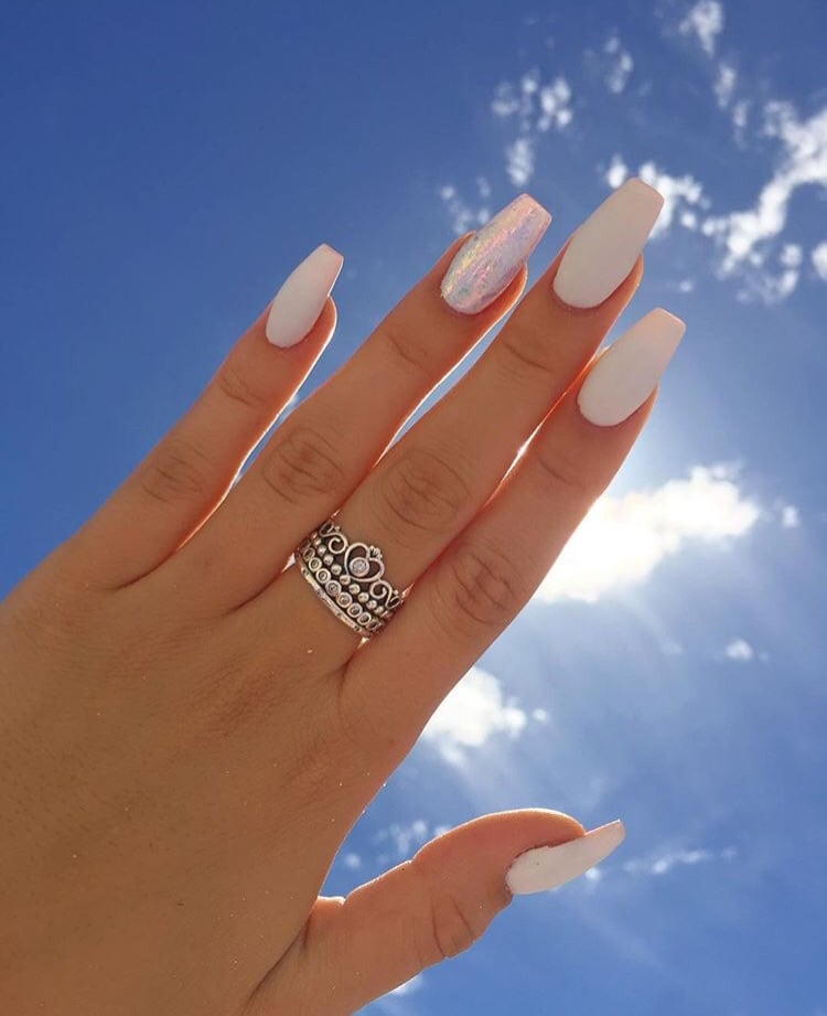 sky photography, goals, nails and girls inspiration