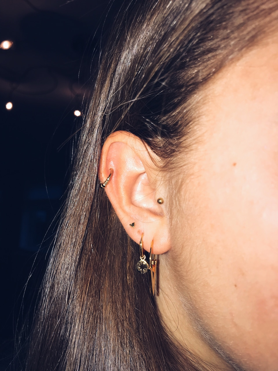 tragus, pierced, trachus and piercing