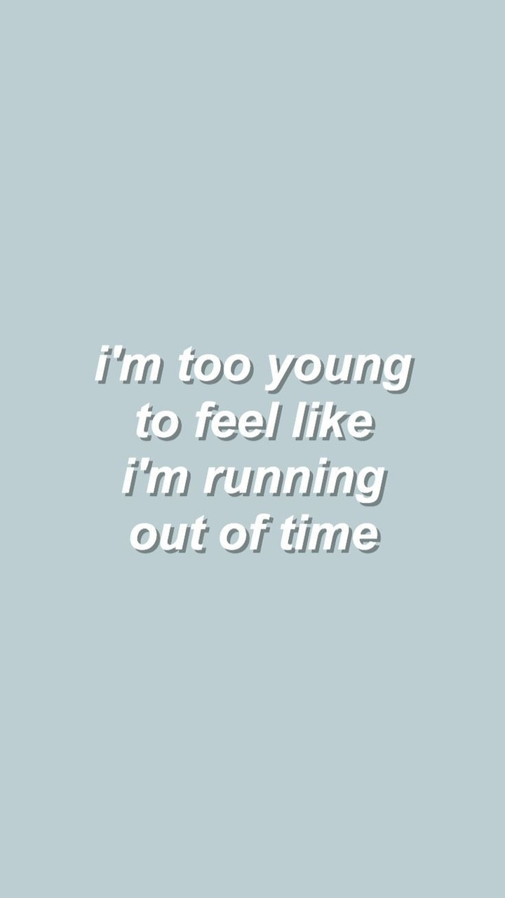 grunge, time, sad truth and problems