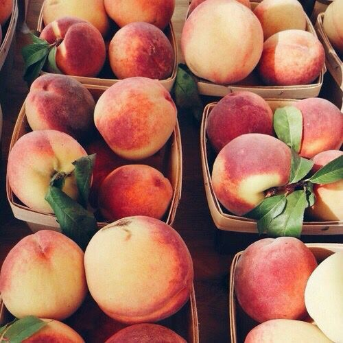 good and peaches