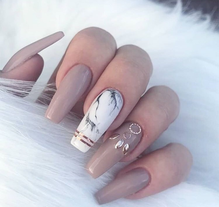 girly inspiration, claws inspo, nails goals and stylé