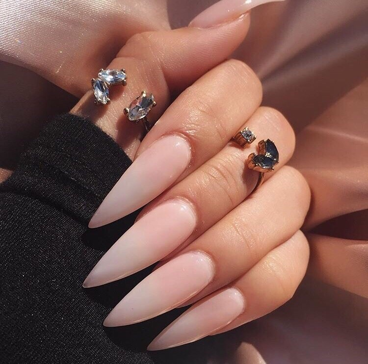 girly inspiration, claws inspo, perfect and nails goals