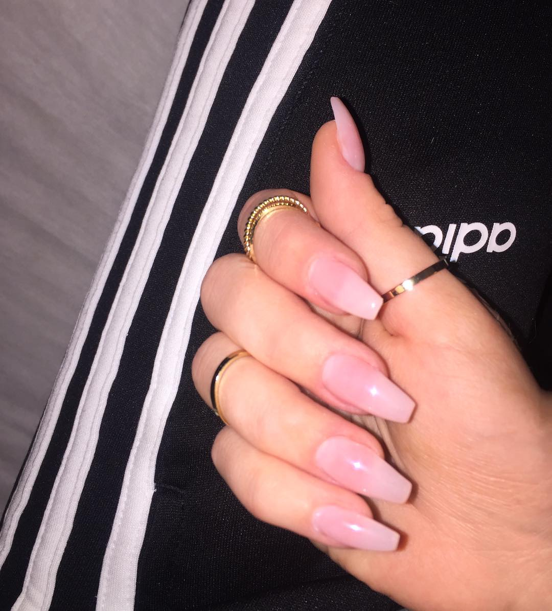 style adidas, nails goals, inspiration girly and claws inspo