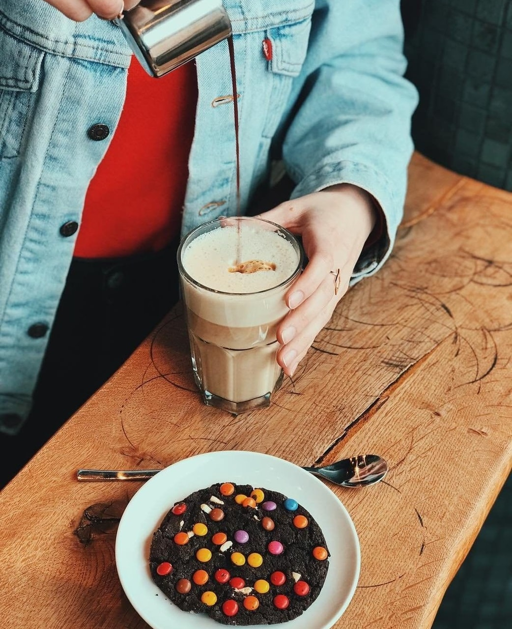 aesthetic, alternative, coffee and drink