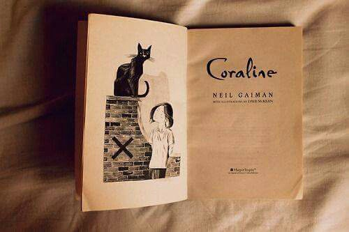 Dream, Neil Gaiman, book and cartoon