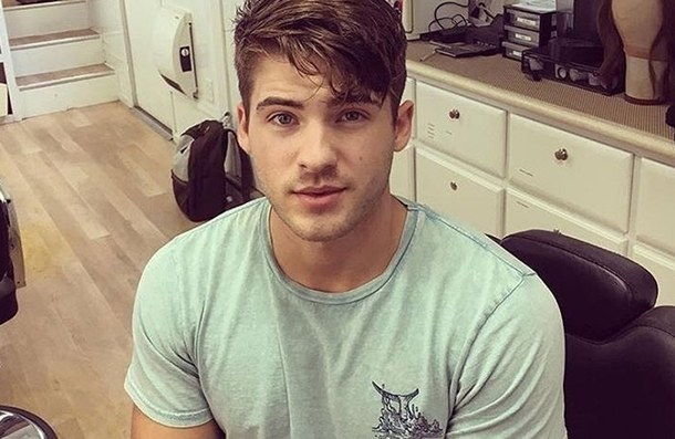 celebrities, cody christian, handsome and sexy