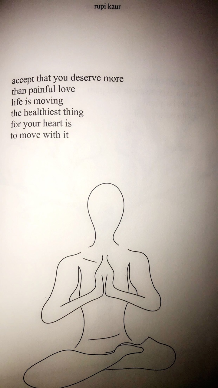 book, drawing, kaur and love