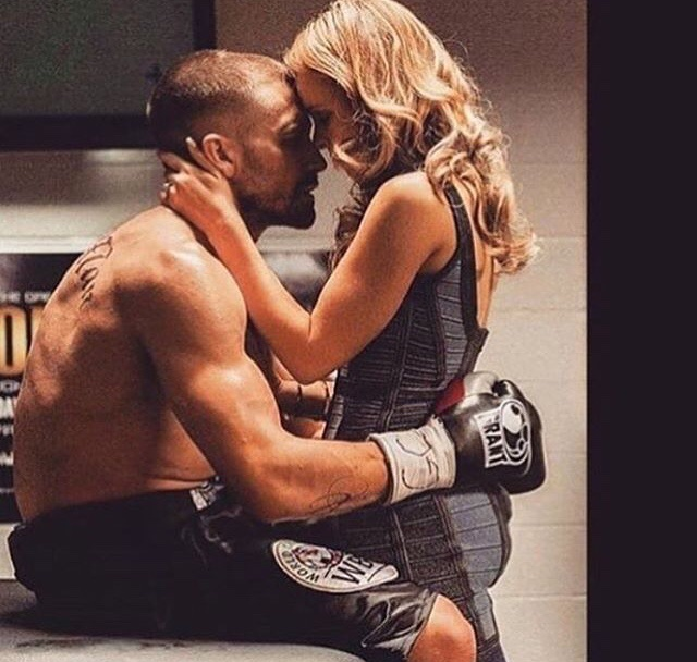 achieve, blonde, boxing and couple