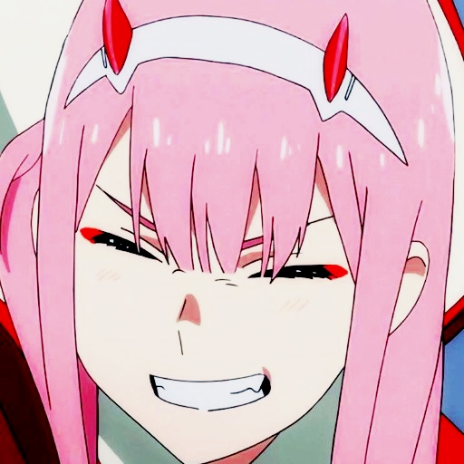 anime, anime girl, darling in the franxx and pink