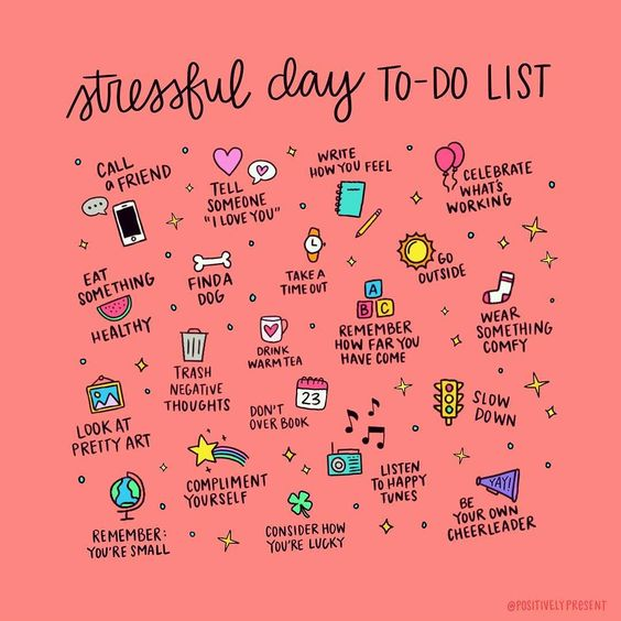 list, day, life and simple