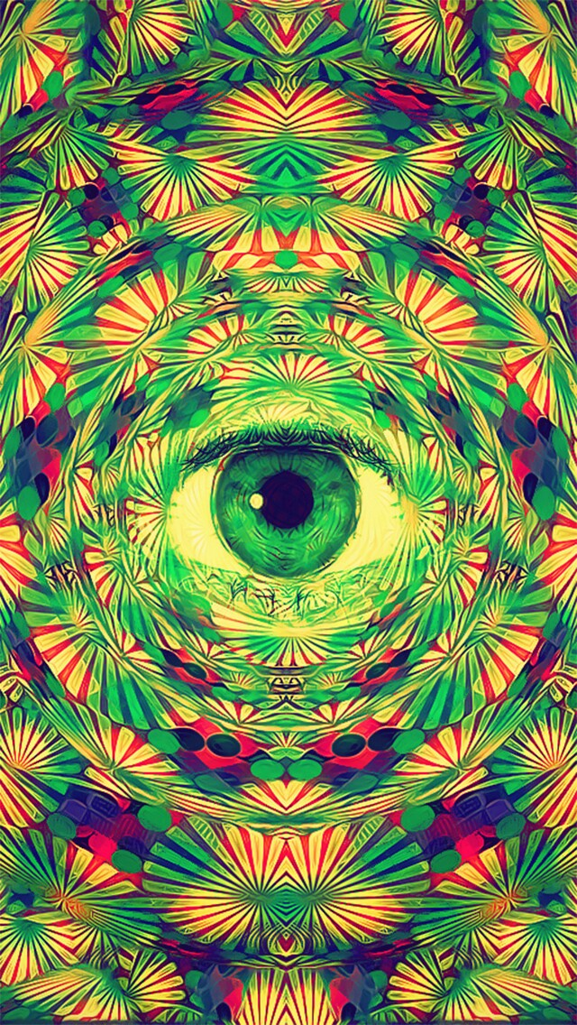 Psychedelic Patterns Art And Psychedelics Image 7144355 On Favim Com