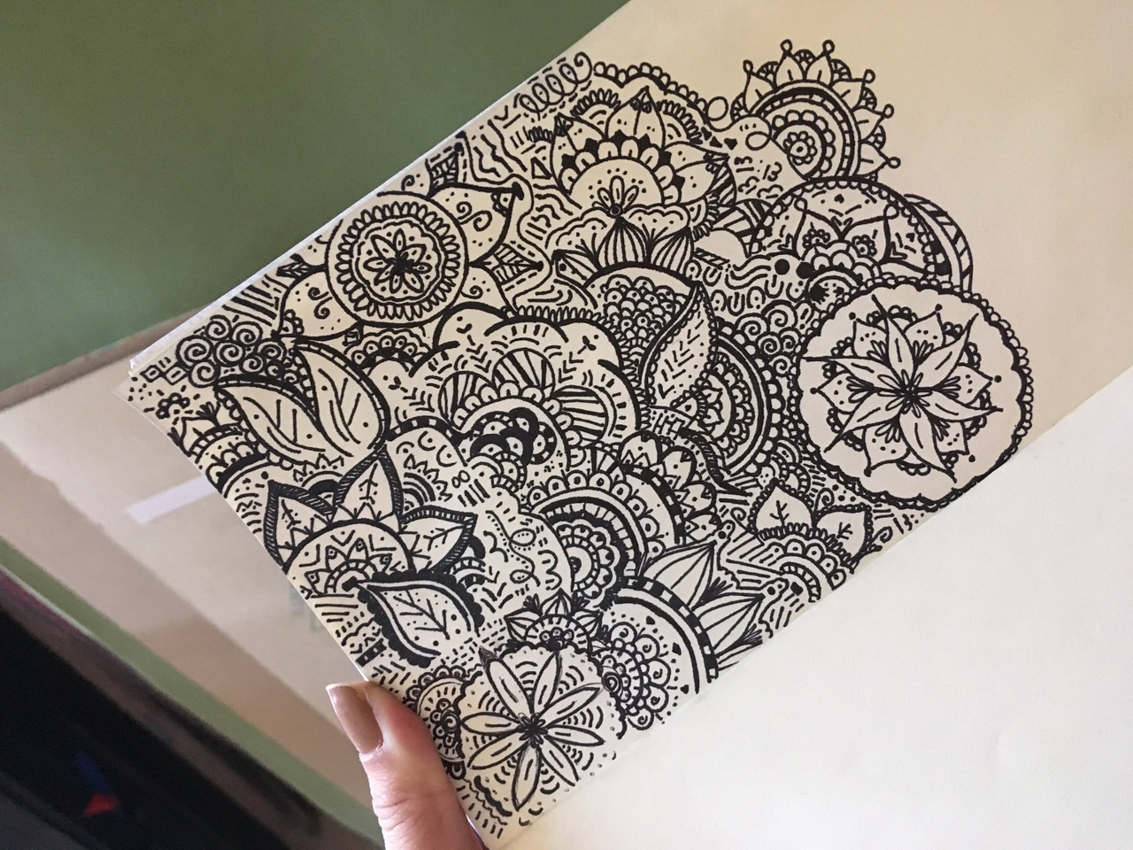flowers, drawing, black and art