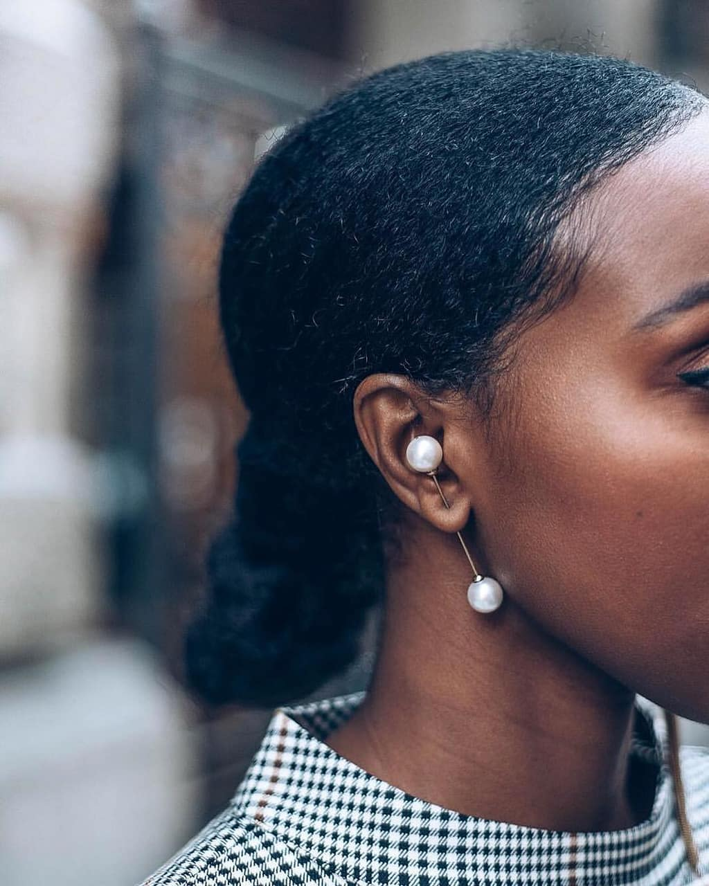 accessories, texture, style and black women