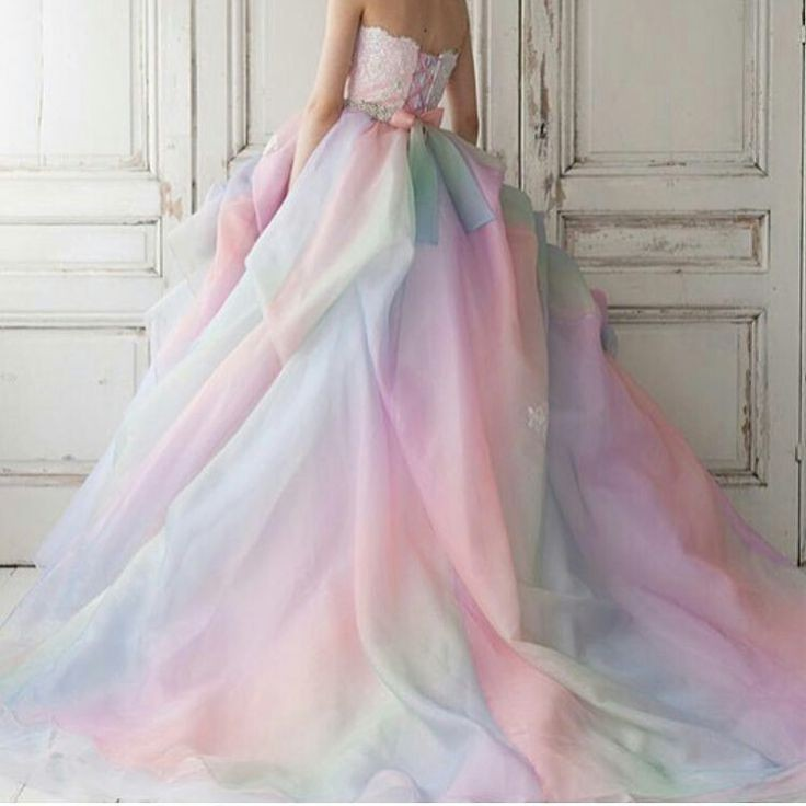 beauty, wedding, dress and unicorns