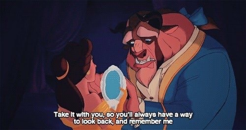 beast, beauty and the beast, cartoon and disney