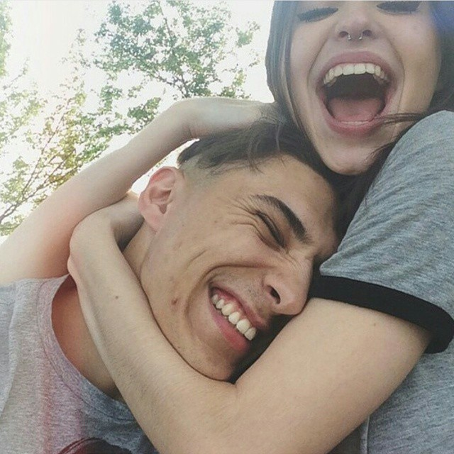 crazy, happiness, lover and playful