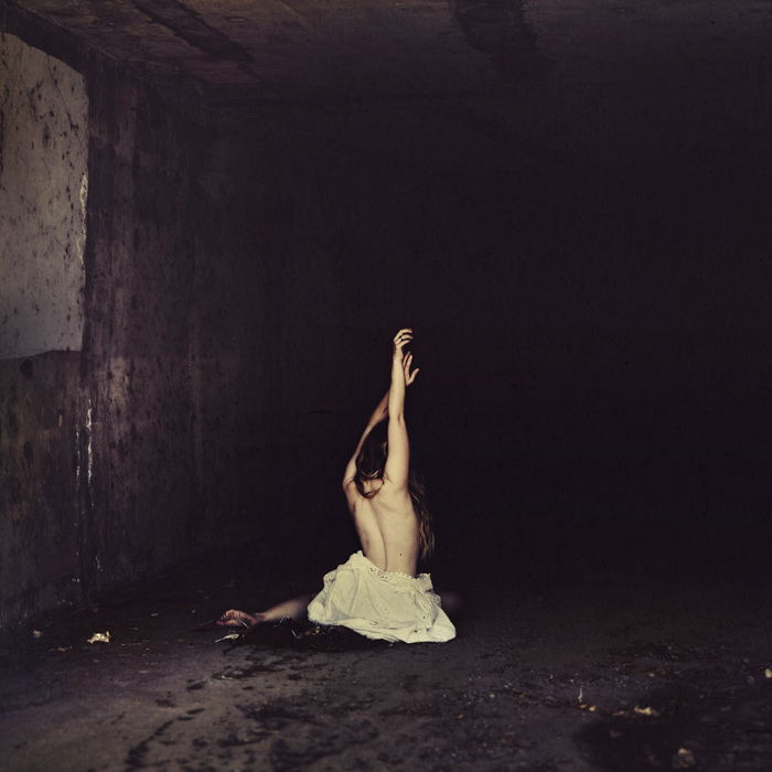 rebirth, brooke shaden, sewer and texture by les brumes