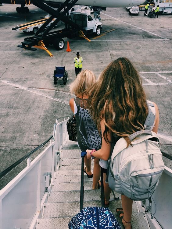 best friend, goals and trips