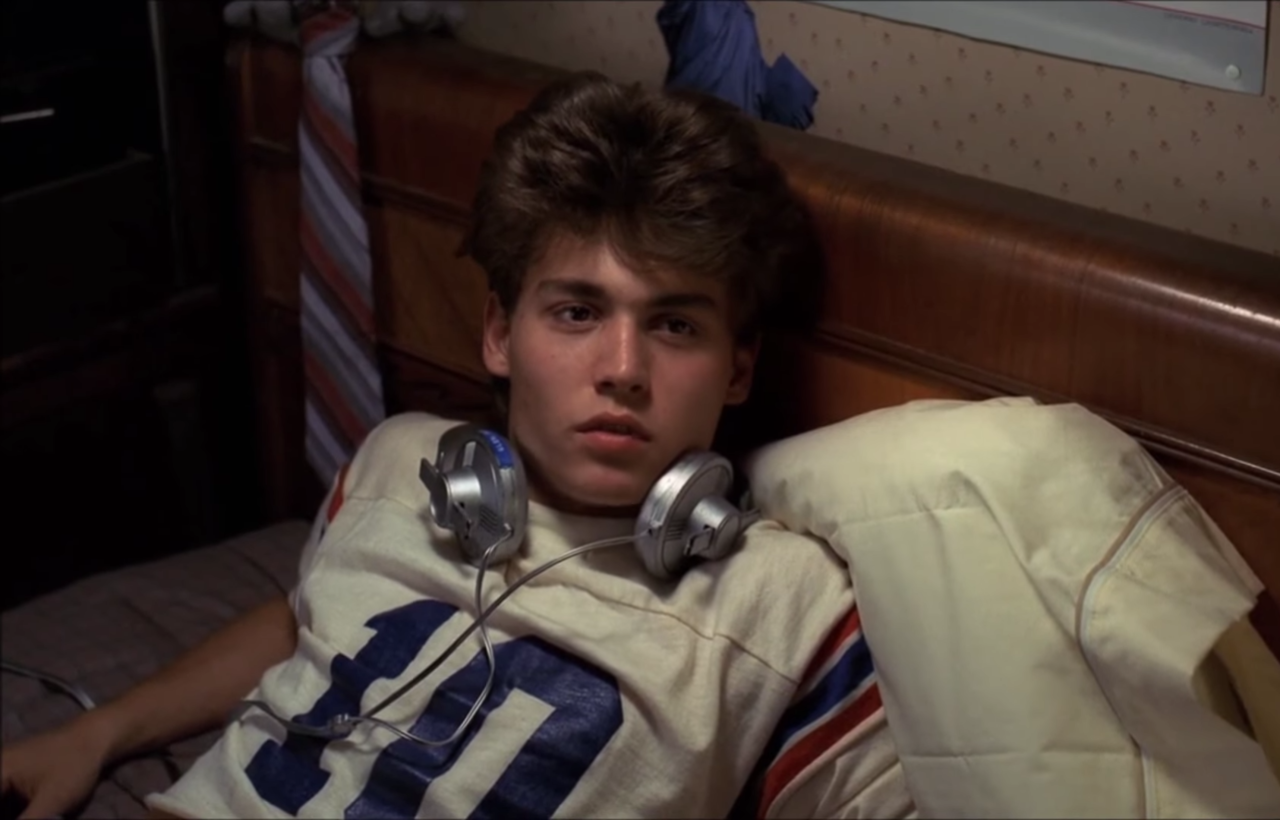 horror, a nightmare on elm street, young and johnny
