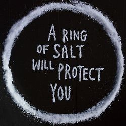 quotes, salt, ghost and horror