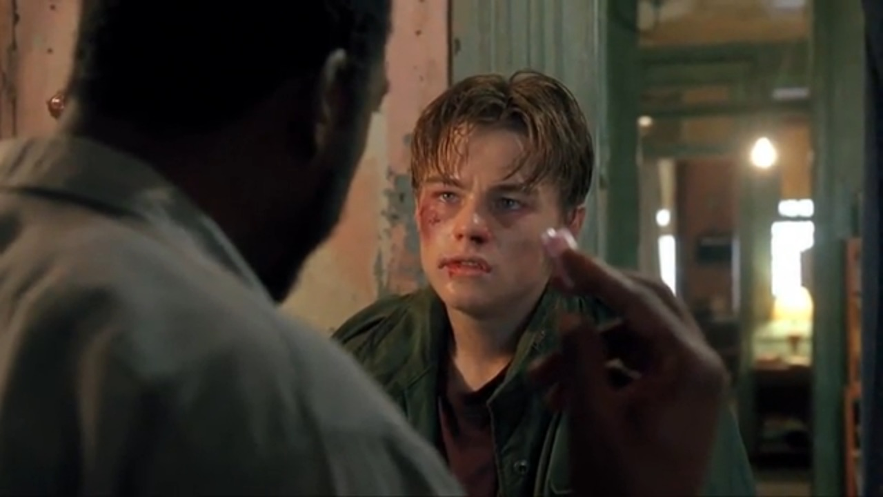 leonardo dicaprio and basketball diaries