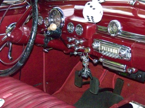 marsala, vintage, cars and red