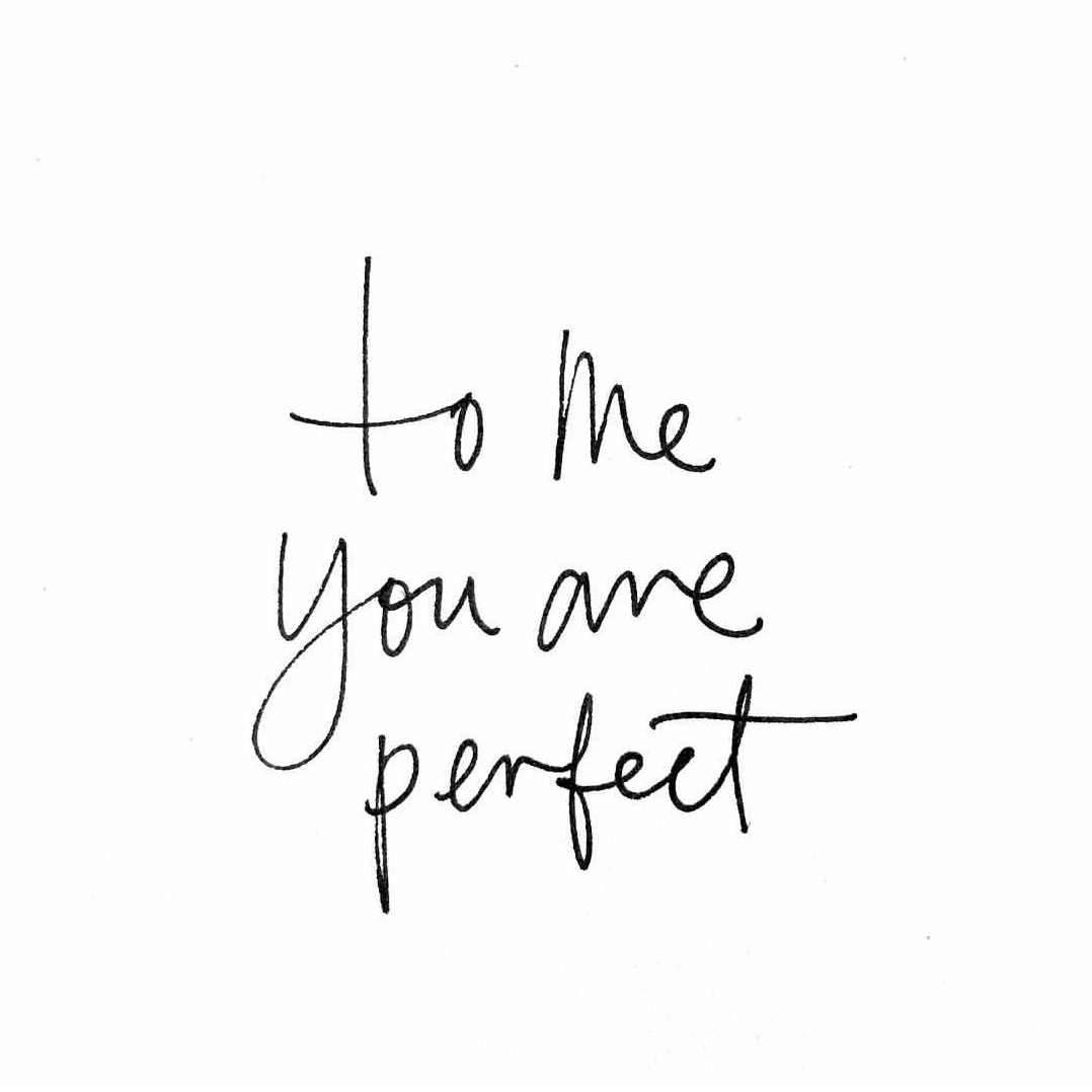 beautiful, love, perfect and quote