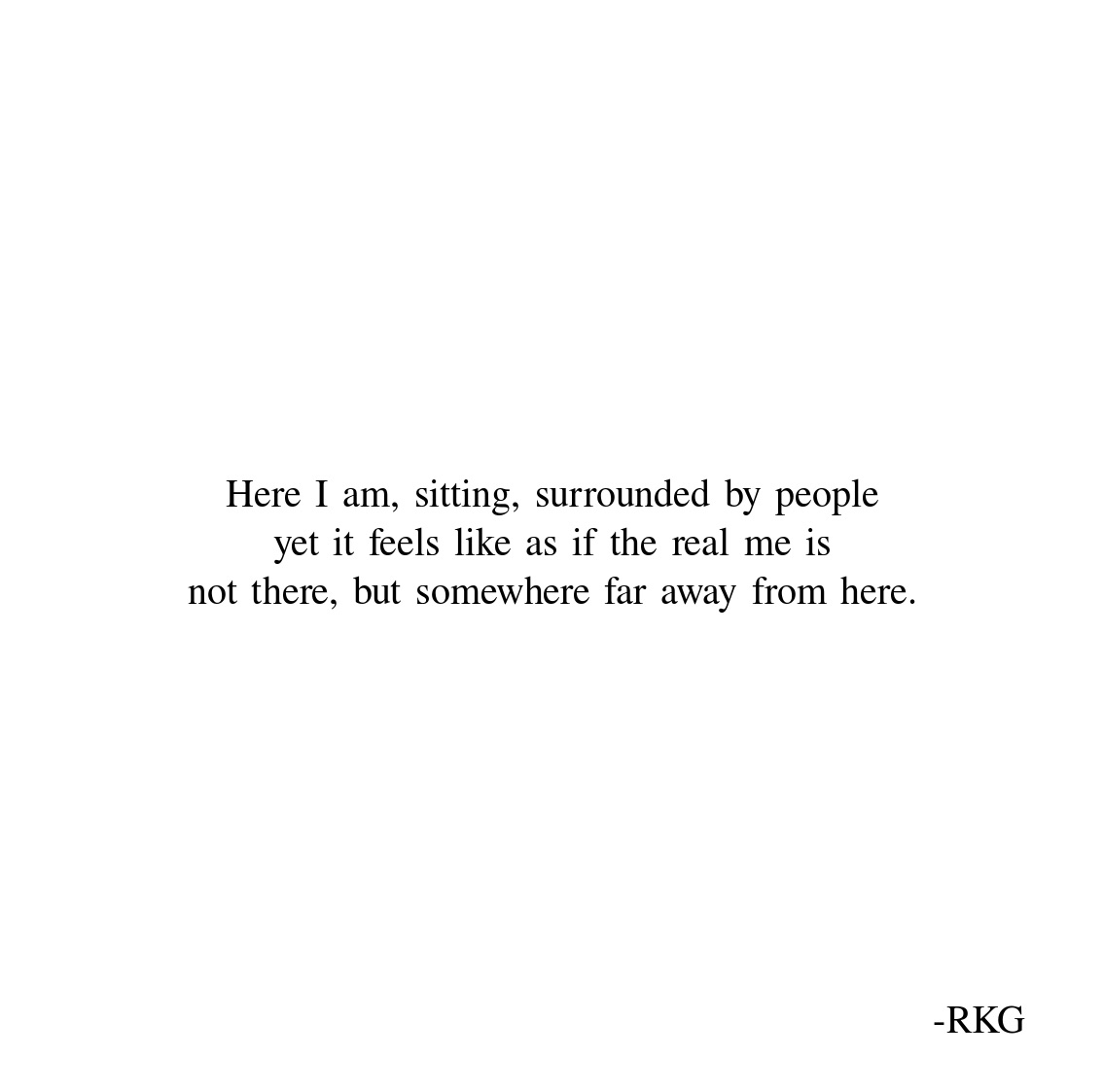 lost, quote, friends and broken