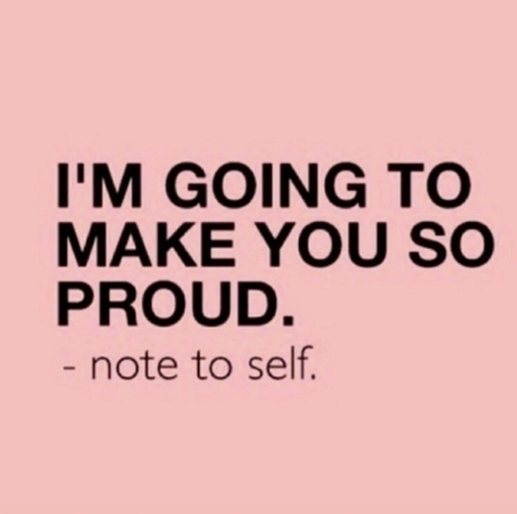 proud, quote, myself and pink
