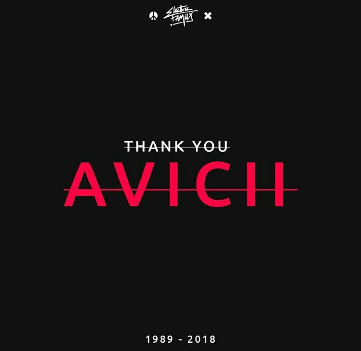 I Love You, bro, avicii and rest in peace