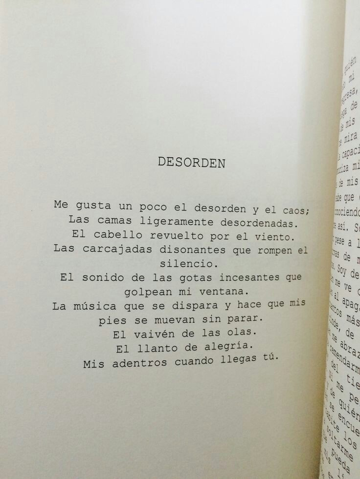 frase, poema, español and literatura