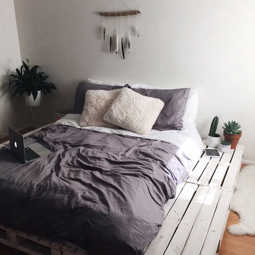 idea, goals, confy and bed room