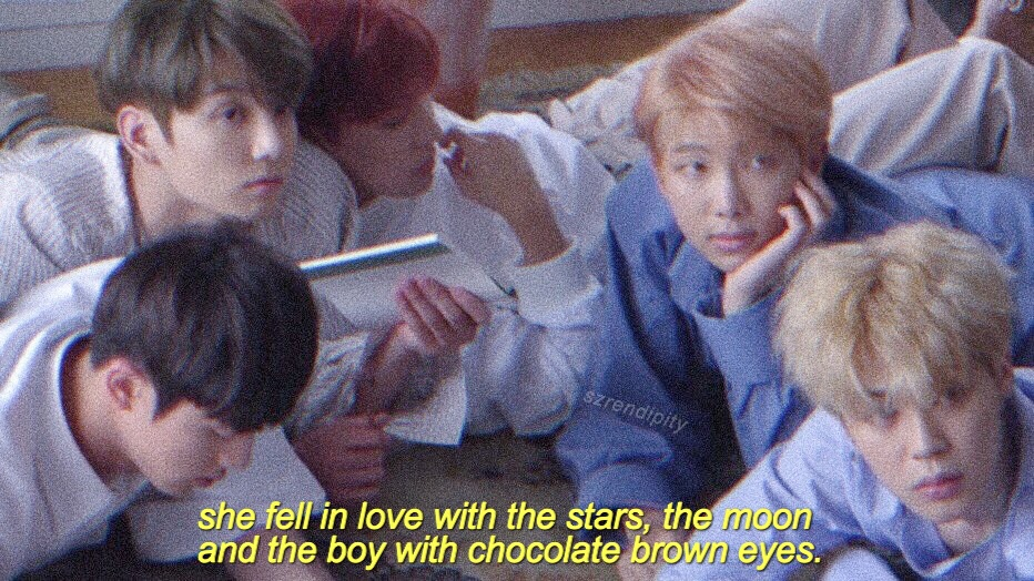 love quotes, kpop quotes, love and moon