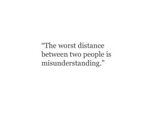 quote, life, distance and let go