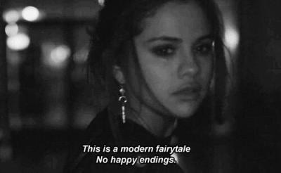 black, ending, quotes and sad