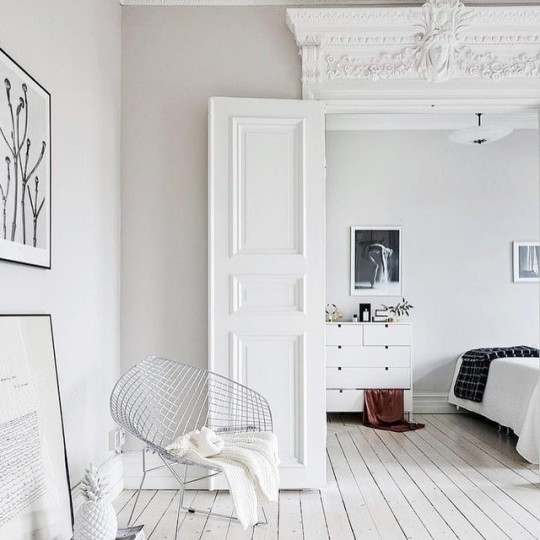 room, photo, house and chic
