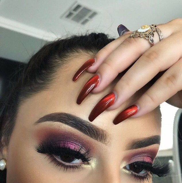 nails, lovely, pink and amazing