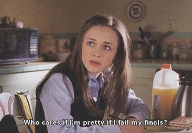 rory, series, gilmore girls and movie